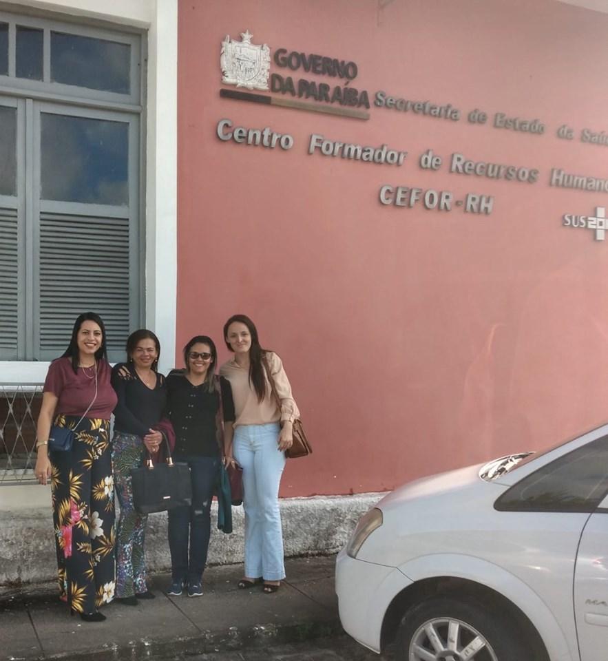 COORDENAÇÃO DE SAÚDE MENTAL MUNICIPAL PARTICIPA DE REUNIÃO DO COLEGIADO ESTADUAL DE COORDENADORES DE SAÚDE MENTAL