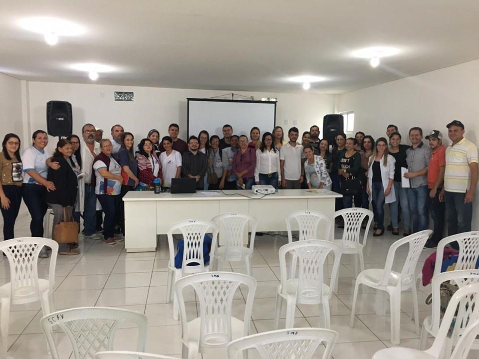 SECRETARIA DE SAÚDE REALIZA EVENTO EM ALUSÃO AO JULHO AMARELO