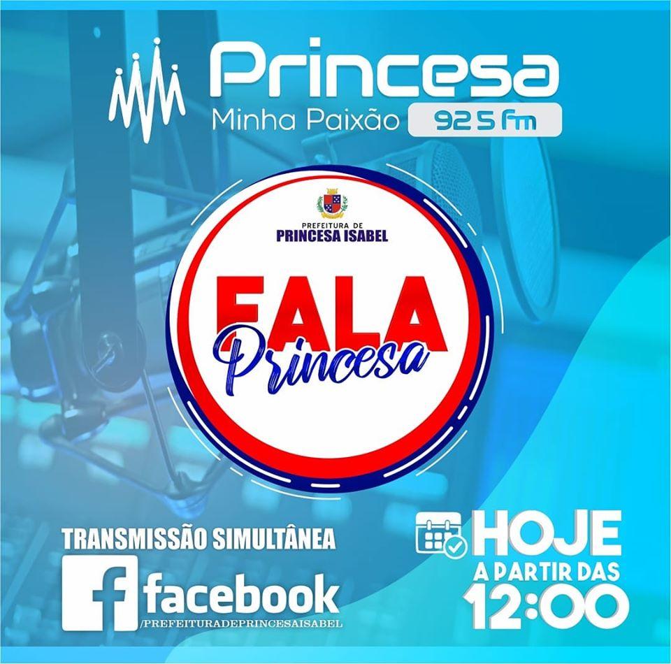 FALA, PRINCESA!