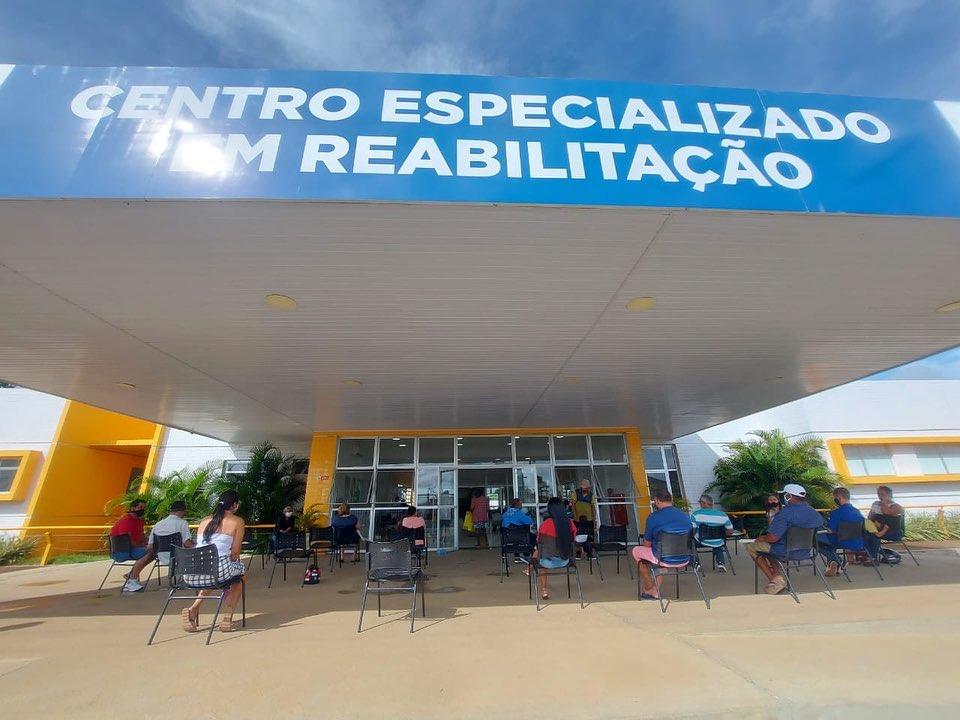 PREFEITURA REALIZA ATENDIMENTO ESPECIALIZADO EM ORTOPEDIA